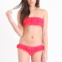 Hang Ten Fringe Bikini by Tavik