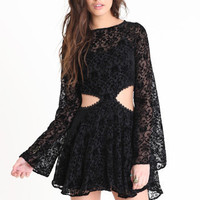 Blackbird Dress By For Love & Lemons