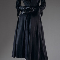 Christian Dior: &quot;Abandon&quot; afternoon dress 