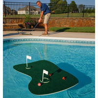 Swim Time Aqua Golf Backyard Golf Game