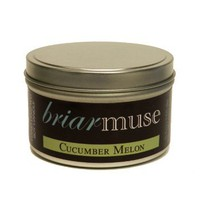 Cucumber Melon Candle Tin