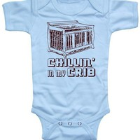 Baby Boy Bodysuit funny Onesuit baby shower gift by happyfamily