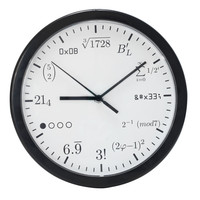 GEEK CLOCK | Math Formula Clock for Geeks | UncommonGoods
