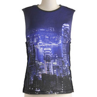 Great Cityscape Top | Mod Retro Vintage T-Shirts | ModCloth.com