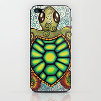 Baby Sea Turtle iPhone &amp; iPod Skin by Alohalani