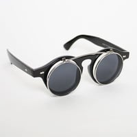 Deadstock Sunglasses  Budnick Black by BurgerAndFriends on Etsy
