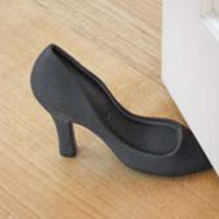 High Heel Doorstop - Harriet Carter - Household Helpers &gt; Household Gadgets