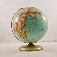 VINTAGE GLOBE