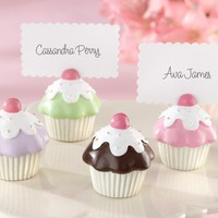 Cupcake Placecard Holders - 4 Pack