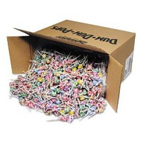 Amazon.com: Spangler - Dum-Dum-Pops, Assorted Flavors, Individually Wrapped, Bulk 30lb Box - Sold As 1 Carton - The classic, all American lollipop.: Office Products