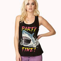 Party Time! Muscle Tee