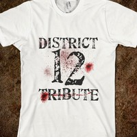DISTRICT 12 TRIBUTE - The Hunger Games