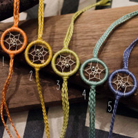 Dreamcatcher bracelet
