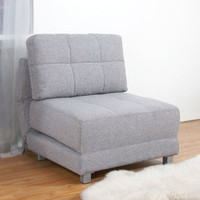 New York Ash Convertible Chair Bed | Overstock.com