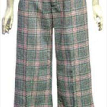 Womens 70s Bell Bottom Pants