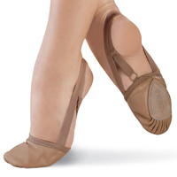 Spiral Half-Sole Lyrical Dance Shoe; Balera