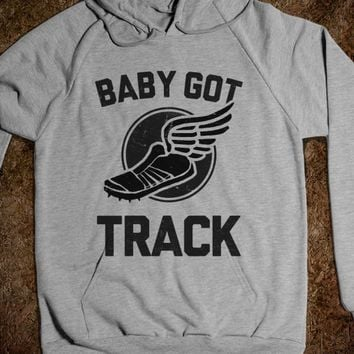 Baby Got Track (Dark) - Athletica