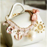 Sweet and Cute Ocean Collection Beach Holiday Bracelets