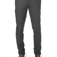 Blackbird - Blackbird - Foss Tugger Chino in Fir