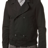 Blackbird - Robert Geller - Flight Jacket in Black