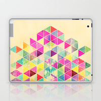Kick of Freshness Laptop & iPad Skin by Fimbis