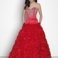 Ball Gowns - Pink by Blush Prom Pink Style 5246