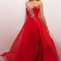 Homecoming dresses by Blush Prom Homecoming Style 9549