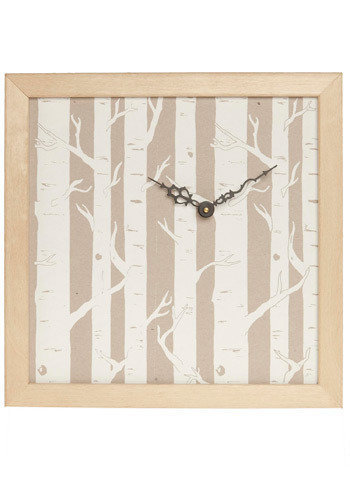 Urban Tree Clock in Forest | Mod Retro Vintage Wall Decor | ModCloth.com