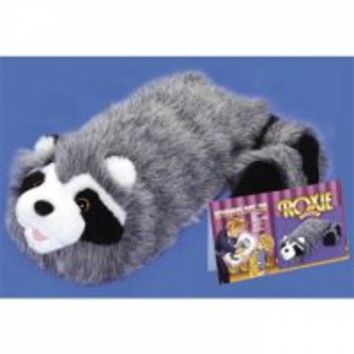 Raccoon Spring Puppets: Spring Animal Puppets: Puppets & Plush Animals: Clown Props: ClownAntics.com