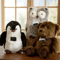 Rockin&#x27; Plush Speaker Animals