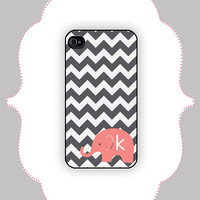 iPhone Case- Elephant Case -iPhone 4/4s, iPhone 5 Case