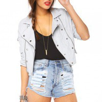 Haze Moto Jacket | NASTY GAL