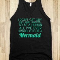 I WANTED TO BE A MERMAID - glamfoxx.com