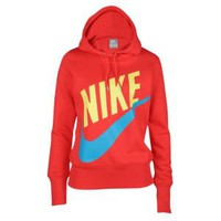 Nike Light Weight Pullover Hoodie - Women&#x27;s at Foot Locker