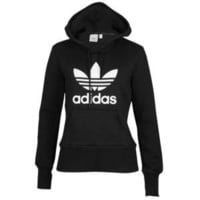adidas Originals Trefoil Hoodie - Women&#x27;s at Foot Locker