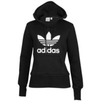 adidas Originals Trefoil Hoodie - Women's at Foot Locker