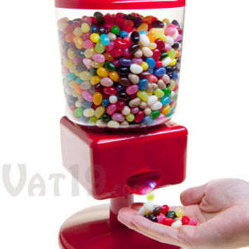 The Candy Wizard: Motion-activated touchless candy dispenser