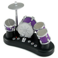 ThinkGeek :: Finger Drums