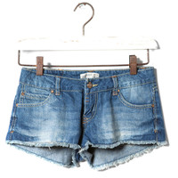BASIC LOW RISE SHORTS - NEW PRODUCTS - WOMAN -  United Kingdom