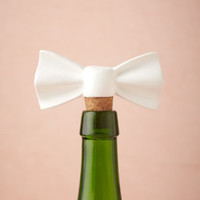 Dapper Bottle Stopper