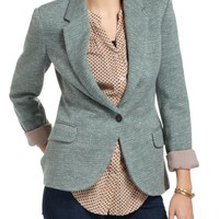 Dashes Knit Blazer