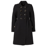 Double Wool Coat
