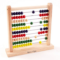 One Kings Lane - Melissa &amp; Doug - Wooden Abacus