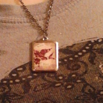 Songbird Necklace from Wild Ivy