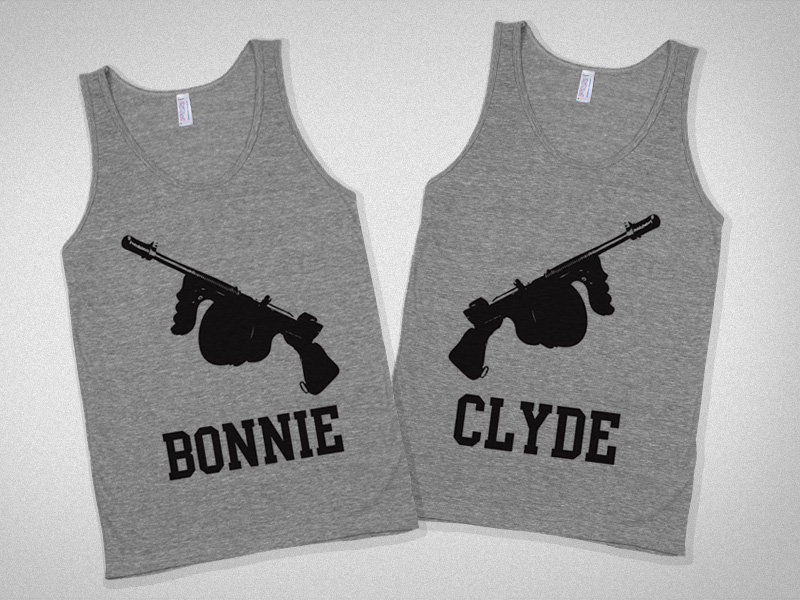 bonnie clyde partners in crime bestie from skreened epic. Black Bedroom Furniture Sets. Home Design Ideas