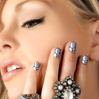 Round About Nail Foils
