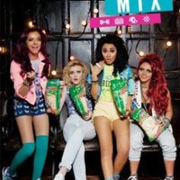 Little Mix - Popcorn Poster