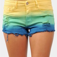 Sun Kissed Shorts