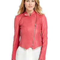 Andrew Marc - Shaina Leather Jacket