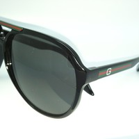 eyeCrave Online : Sunglasses and Designer Opticals : Gucci gg 1627/s d28r6